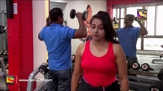 Beautiful Reema Vohra & Other Sexy Aunty Huge Boobs Scene from CP a special gim show