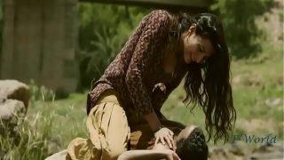 Bollywood Movies Boobs Press Scene