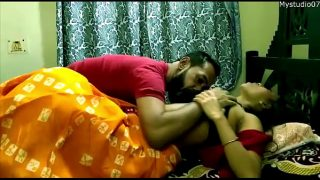 Hot Indian sexy Bhabhi secret sex with devar Homemade Cam with clear Hindi audio