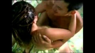 Nepali hot young couple hot sex on a vacation