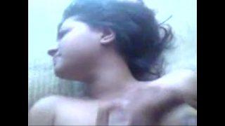 shamoli chuck her boy friends huge dick