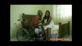 Thisaravige Rathriya Hot scene with Old man